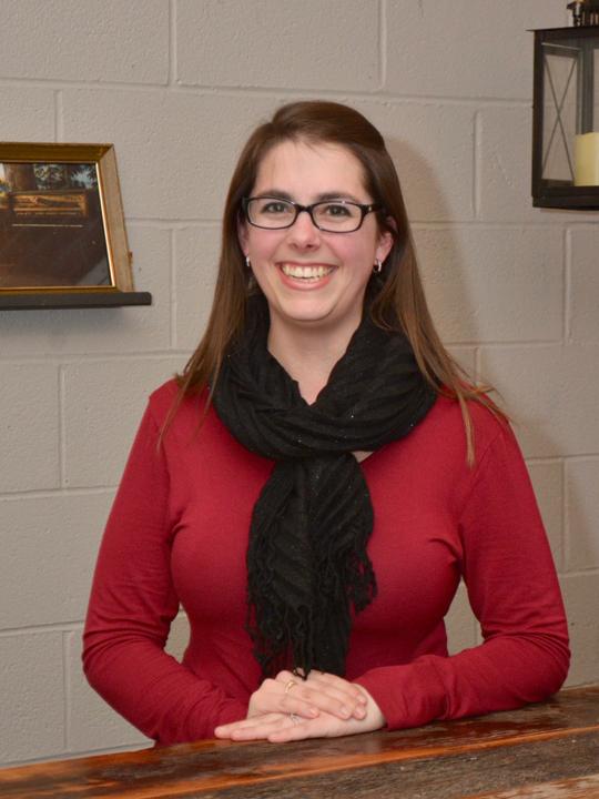 Rachel, Sales Associate